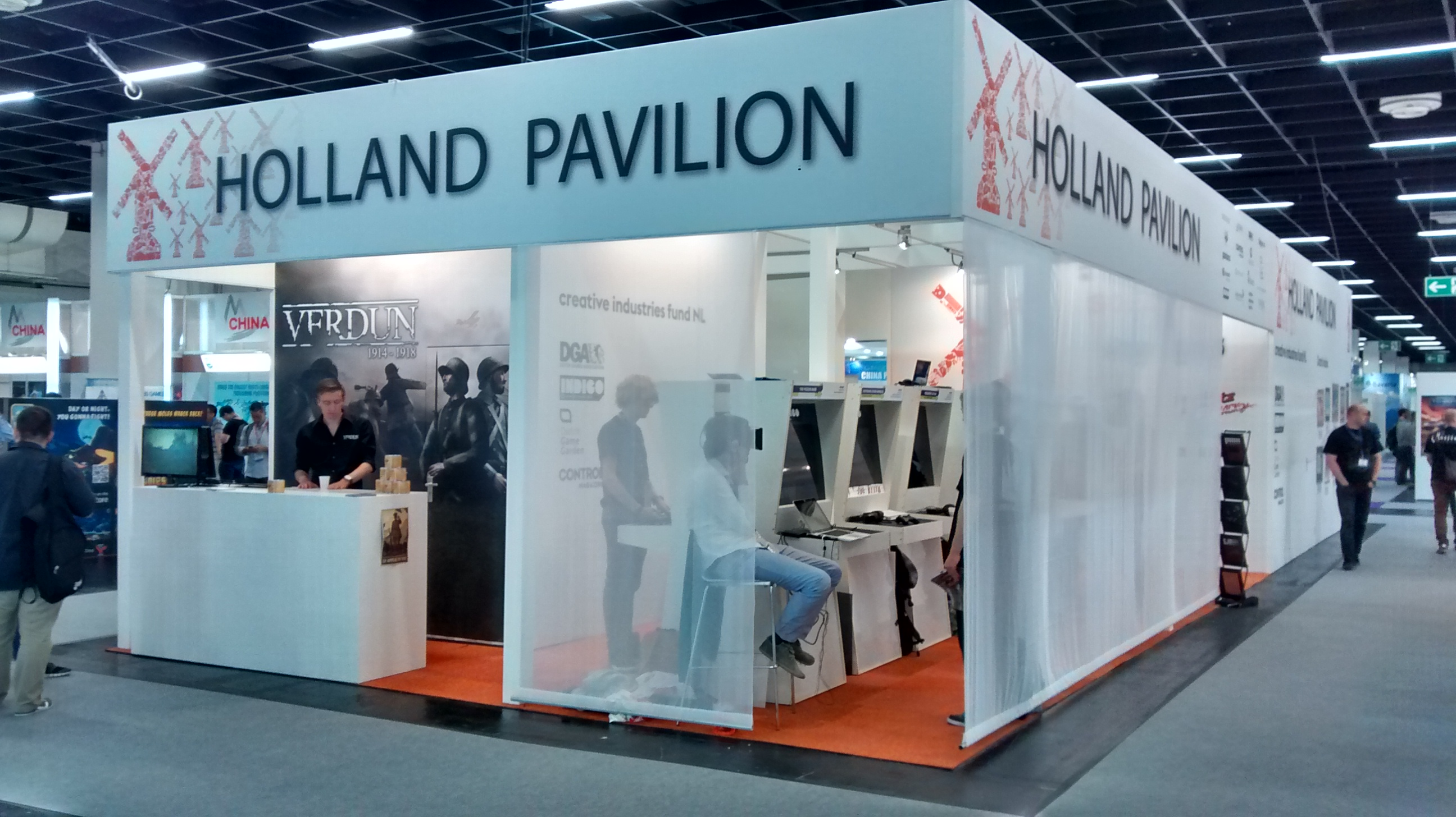 Holland Pavilion