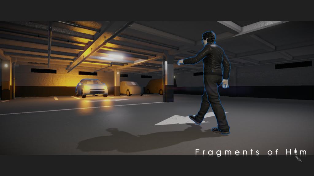 Fragments of Him Garage