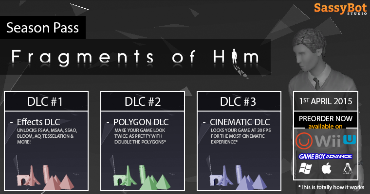 Fragments of Him: Season Pass