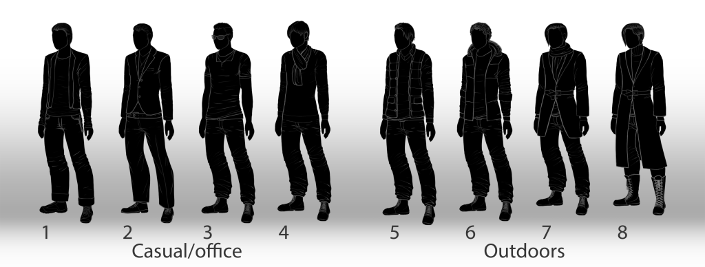 Will concept drawings