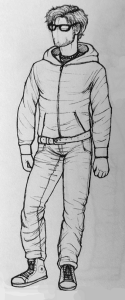 Will character sketch