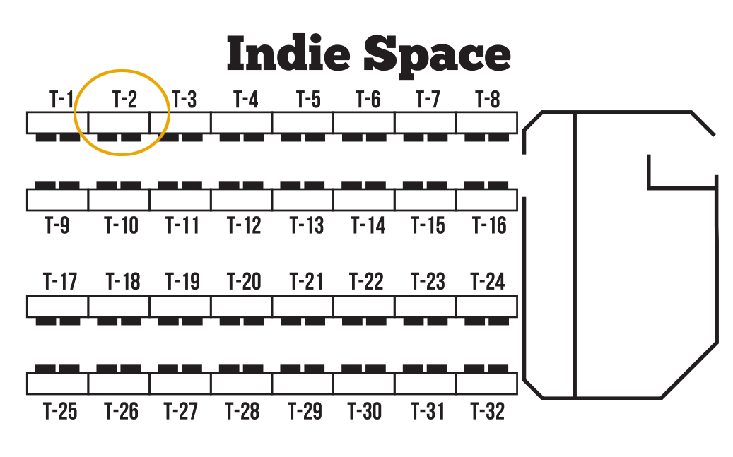 Indie Space location