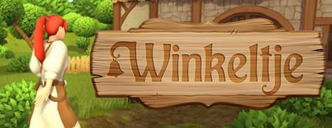 Winkeltje Banner